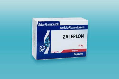 Balkanpharmaceuticals - ZALEPLON - Capsules